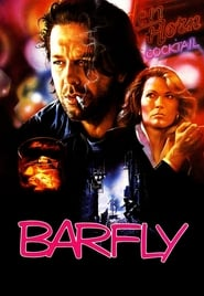 """Poster for the movie """"Barfly"""""""