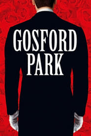 """Poster for the movie """"Gosford Park"""""""