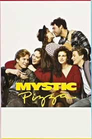 """Poster for the movie """"Mystic Pizza"""""""