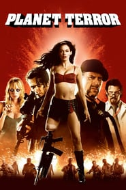 """Poster for the movie """"Planet Terror"""""""