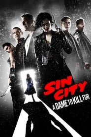 """Poster for the movie """"Sin City: A Dame to Kill For"""""""