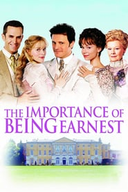 """Poster for the movie """"The Importance of Being Earnest"""""""