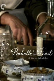 """Poster for the movie """"Babette's Feast"""""""