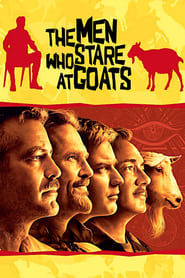 """Poster for the movie """"The Men Who Stare at Goats"""""""