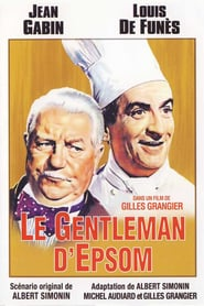 """Poster for the movie """"The Gentleman from Epsom"""""""