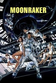 "Poster for the movie ""Moonraker"""