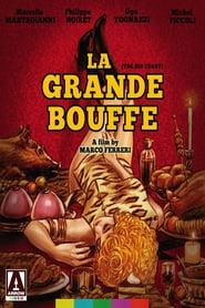 """Poster for the movie """"La Grande Bouffe"""""""