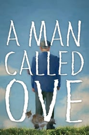 """Poster for the movie """"A Man Called Ove"""""""
