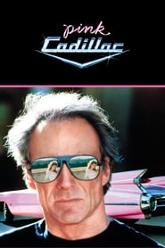 """Poster for the movie """"Pink Cadillac"""""""