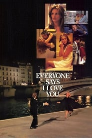"""Poster for the movie """"Everyone Says I Love You"""""""