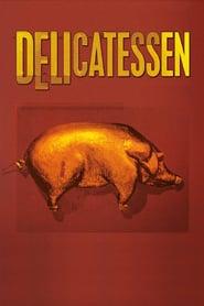 "Poster for the movie ""Delicatessen"""