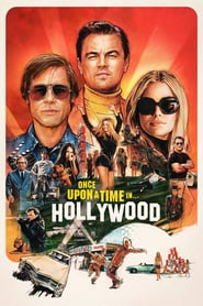 """Poster for the movie """"Once Upon a Time… in Hollywood"""""""
