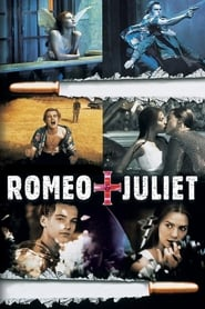 """Poster for the movie """"Romeo + Juliet"""""""
