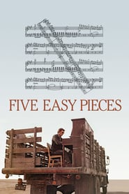 """Poster for the movie """"Five Easy Pieces"""""""