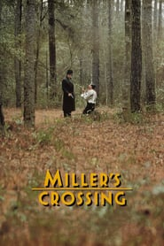 """Poster for the movie """"Miller's Crossing"""""""