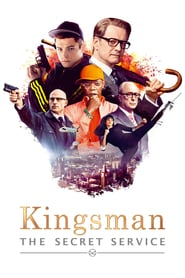 """Poster for the movie """"Kingsman: The Secret Service"""""""