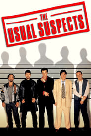 """Poster for the movie """"The Usual Suspects"""""""