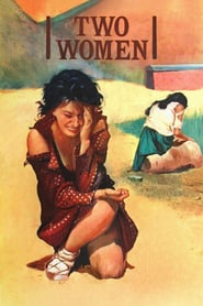 """Poster for the movie """"Two Women"""""""