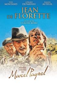 """Poster for the movie """"Jean de Florette"""""""