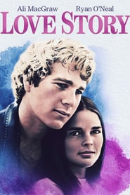 """Poster for the movie """"Love Story"""""""