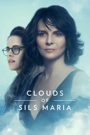 """Poster for the movie """"Clouds of Sils Maria"""""""