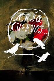 "Poster for the movie ""Cría cuervos…"""