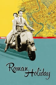 """Poster for the movie """"Roman Holiday"""""""
