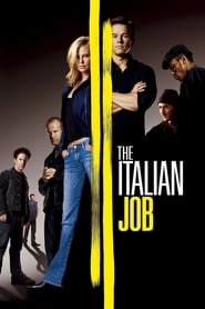 """Poster for the movie """"The Italian Job"""""""