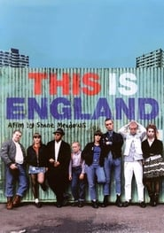 """Poster for the movie """"This Is England"""""""