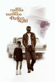 """Poster for the movie """"A Perfect World"""""""