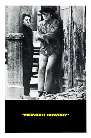 """Poster for the movie """"Midnight Cowboy"""""""