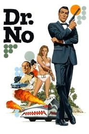 """Poster for the movie """"Dr. No"""""""