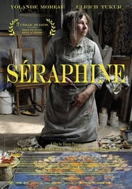 """Poster for the movie """"Séraphine"""""""