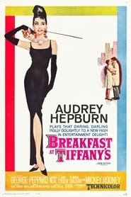 """Poster for the movie """"Breakfast at Tiffany's"""""""