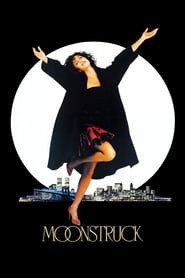"""Poster for the movie """"Moonstruck"""""""
