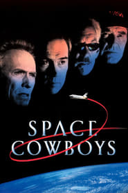 """Poster for the movie """"Space Cowboys"""""""