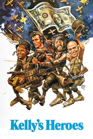 """Poster for the movie """"Kelly's Heroes"""""""