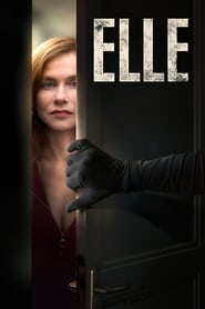 """Poster for the movie """"Elle"""""""