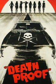 """Poster for the movie """"Death Proof"""""""