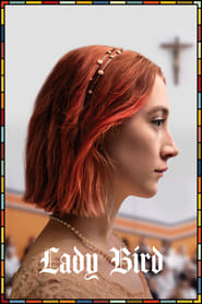 """Poster for the movie """"Lady Bird"""""""