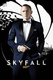 """Poster for the movie """"Skyfall"""""""
