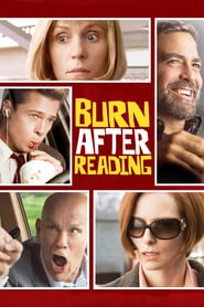 """Poster for the movie """"Burn After Reading"""""""