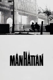 """Poster for the movie """"Manhattan"""""""