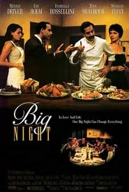 """Poster for the movie """"Big Night"""""""