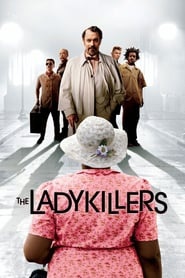 """Poster for the movie """"The Ladykillers"""""""