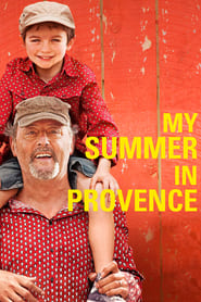 """Poster for the movie """"Our Summer in Provence"""""""