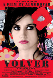 """Poster for the movie """"Volver"""""""