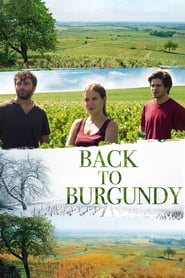 """Poster for the movie """"Back to Burgundy"""""""