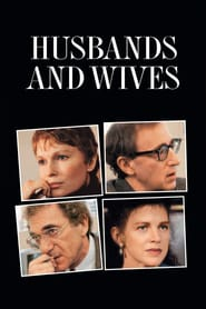 """Poster for the movie """"Husbands and Wives"""""""