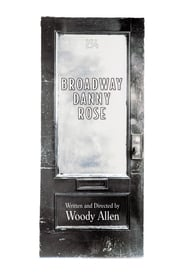 """Poster for the movie """"Broadway Danny Rose"""""""